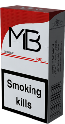 MB king size Red